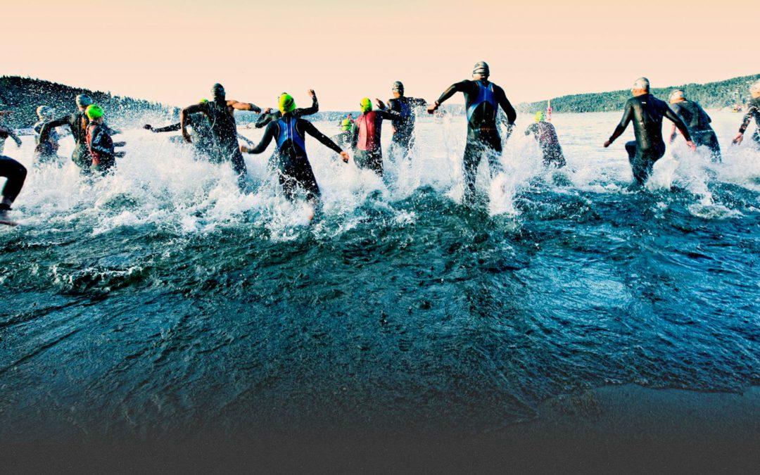 10ème triathlon du trisport