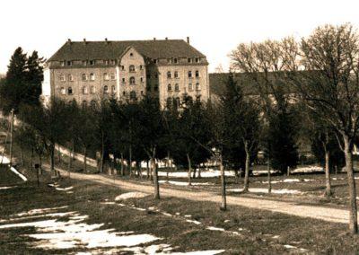 Ancienne photo de Neufgrange