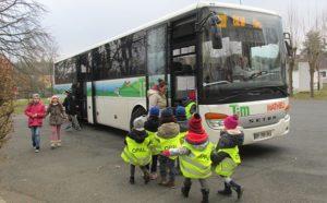 Bus à Neufgrange