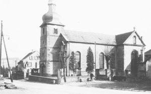 Ancienne église de Neufgrange