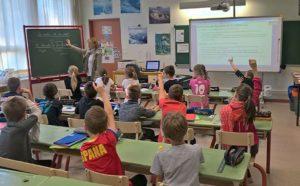 Ecole à Neufgrange
