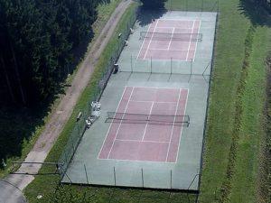 Terrain de Tennis de Neufgrange