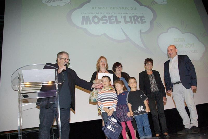 Prix Mosel'lire