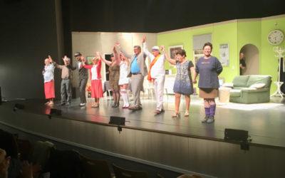 Théâtre pour les seniors au W à Woustviller