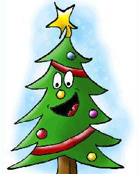 Ramassage des Sapins de Noël