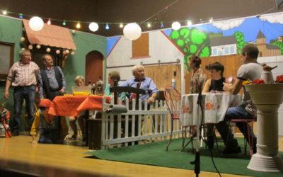 Théâtre en Platt par le troupe de Volmunster